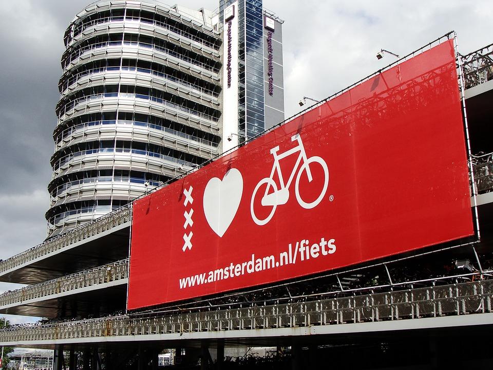 Rowery w Holandii (symbole Holandii)