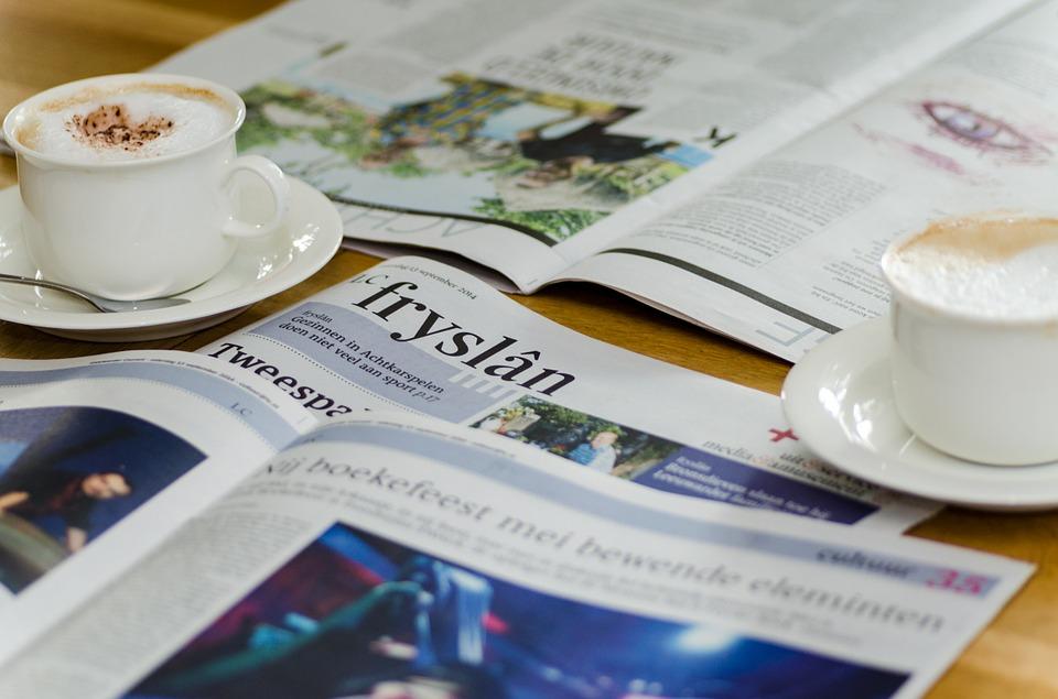 Najpopularniejsze holenderskie gazety online (www.jezykniderlandzki.pl)